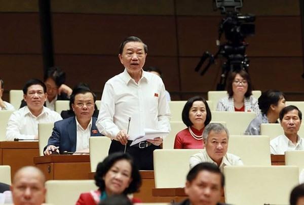 Bộ trưởng Tô Lâm: Củng cố chứng cứ xử lý đối tượng bôi nhọ trên mạng
