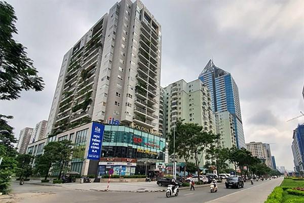 """Dự án Golden Palace từ bãi đỗ xe """"biến hóa"""" thành chung cư cao tầng: Bài học quản lý đất đai, quy hoạch"""