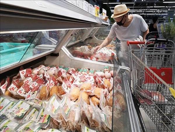 Sức mua tăng, chợ truyền thống và siêu thị Hà Nội đẩy mạnh bán online