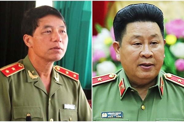 Hai cựu Thứ trưởng Bộ Công an sai phạm nghiêm trọng đến mức nào?