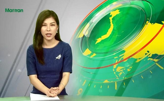 Bản tin Truyền hình Mặt trận số 124