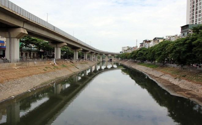 JEBO muốn đầu tư 100% chi phí làm sạch sông Tô Lịch, hồ Tây